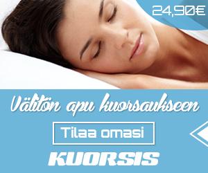 Kuorsis.fi - kuorsauskisko